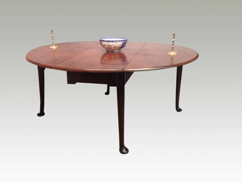 Geo II drop leaf dining table.