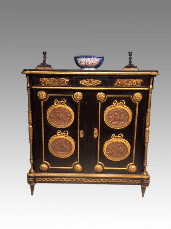 Napoleon III cabinet by Mathieu Befort.